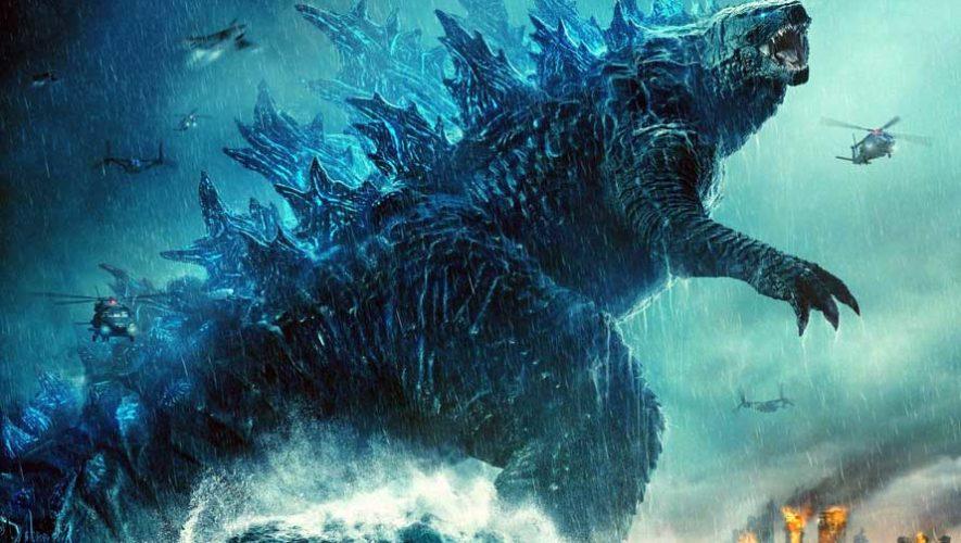 Estreno en Guatemala de la película Godzilla: El Rey de los Monstruos   Mayo 2019