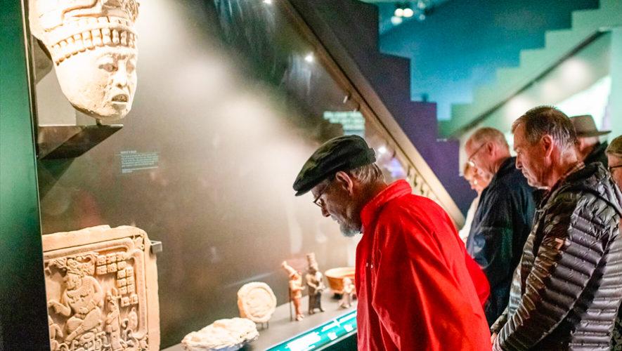 Exposición de los Mayas en Canadá