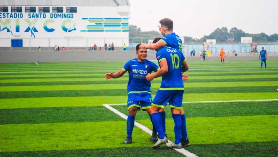 Fecha y hora de la final Mixco vs. Quiché, Torneo Clausura 2019 de la Primera División