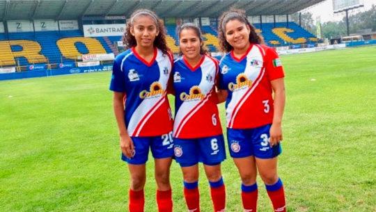 Fecha y hora de la final Unifut-Rosal vs. Deportivo Xela, Torneo Clausura Femenino 2019