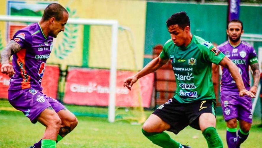 Fecha y hora de la semifinal Guastatoya vs. Antigua, Torneo Clausura 2019