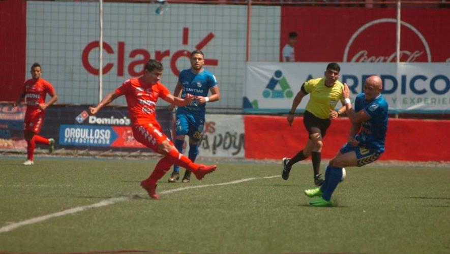Fecha y hora de las semifinales Cobán vs. Malacateco, Torneo Clausura 2019