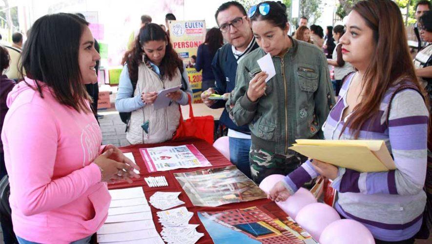Feria de empleo en Villa Nueva | Junio 2019