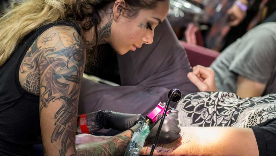 Festival de tatuajes en Quetzaltenango | Julio 2019