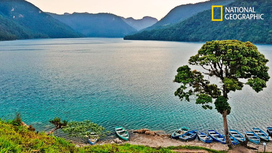 Foto de la Laguna Brava ubicada, en Huehuetenango, fue publicada en Nat Geo