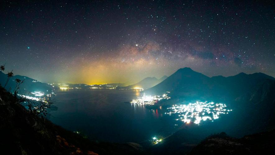 Fotos de guatemaltecos están entre las mejores de paisajes astronómicos en el mundo