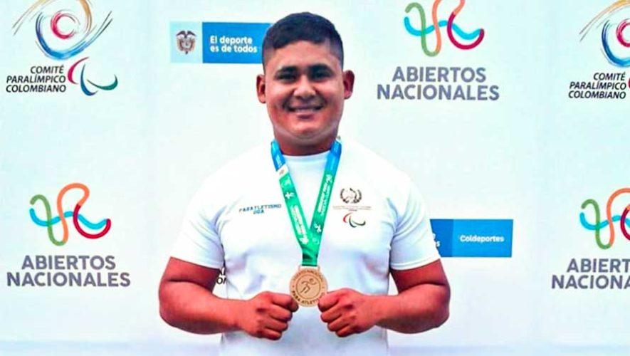 Gerber Vásquez se colgó 3 oros en los Abiertos Nacionales de Colombia 2019