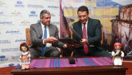 Guatemala representante comisión de américa OMT