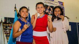 Guatemala y Sacatepéquez, protagonistas del Campeonato Nacional Femenino 2019