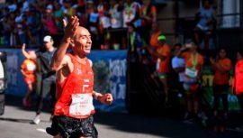 Guatemaltecos fueron protagonistas del Maratón de San José 2019