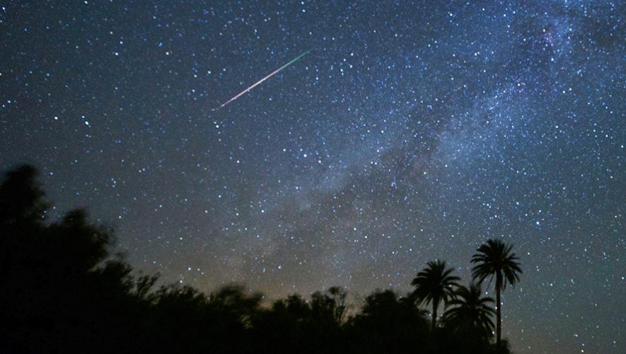 Hora y fecha para ver la lluvia de estrellas Eta Acuáridas desde Guatemala en mayo 2019
