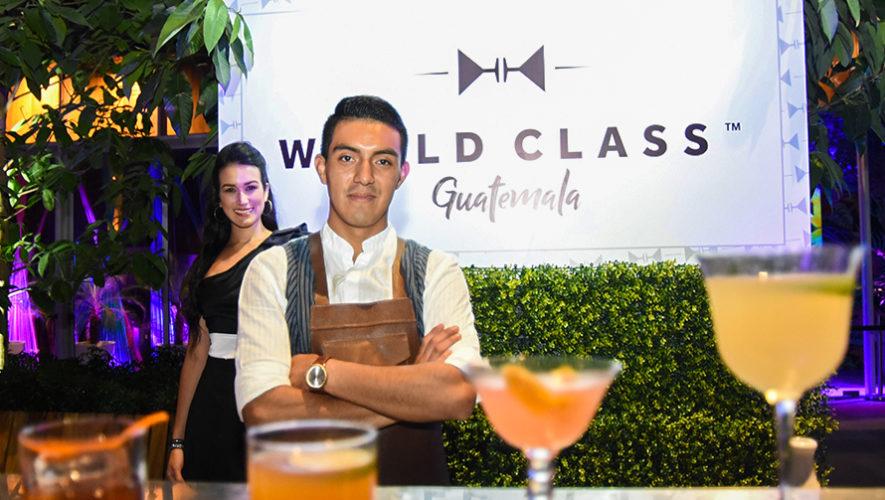 Kristian Esquit, mejor bartender de Guatemala, participará en el World Class 2019 en Escocia