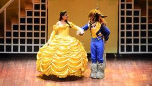 La Bella y la Bestia, obra de teatro familiar | Junio 2019