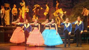 La Patria del Criollo, por el Ballet Moderno y Folklórico | Festival de Junio 2019