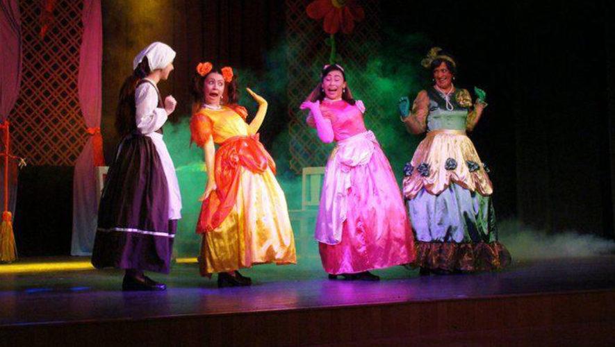 La Ratita Presumida, obra de teatro para niños | Junio 2019