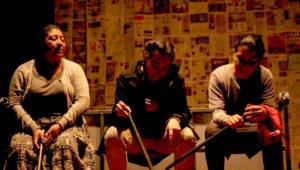 La pesadilla del sueño, obra de teatro dramático   Mayo 2019