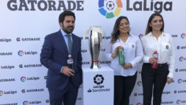 LaLiga Guatemala tendrá como patrocinador oficial a Gatorade
