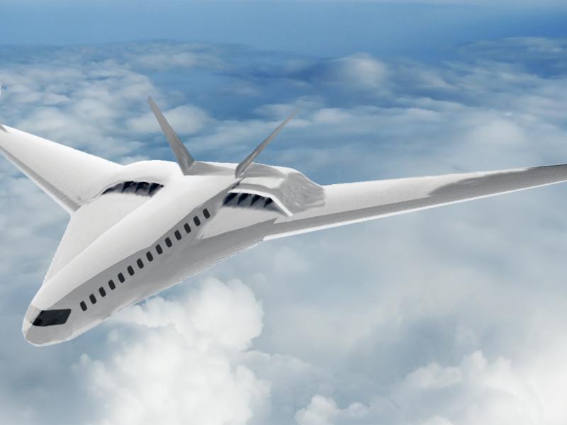 Luigi Vanfretti forma parte del proyecto de un avión eléctrico que es financiado por la NASA