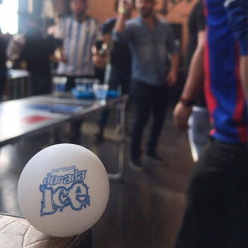 Main Event Gran Final del Torneo Nacional de Beer Pong en Ciudad de Guatemala