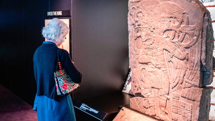 Mayas: El Gran Jaguar Asciende, exposición que se realiza en el Royal BC Museum en Canadá
