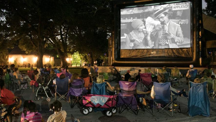 Noche de cineconciertos al aire libre | Mayo 2019