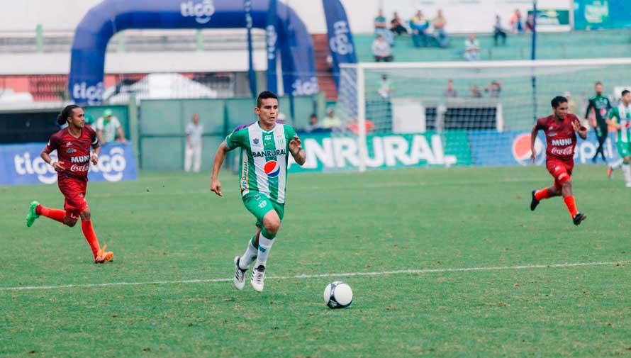 Partido de vuelta Antigua y Malacateco, final del Torneo Clausura   Mayo 2019