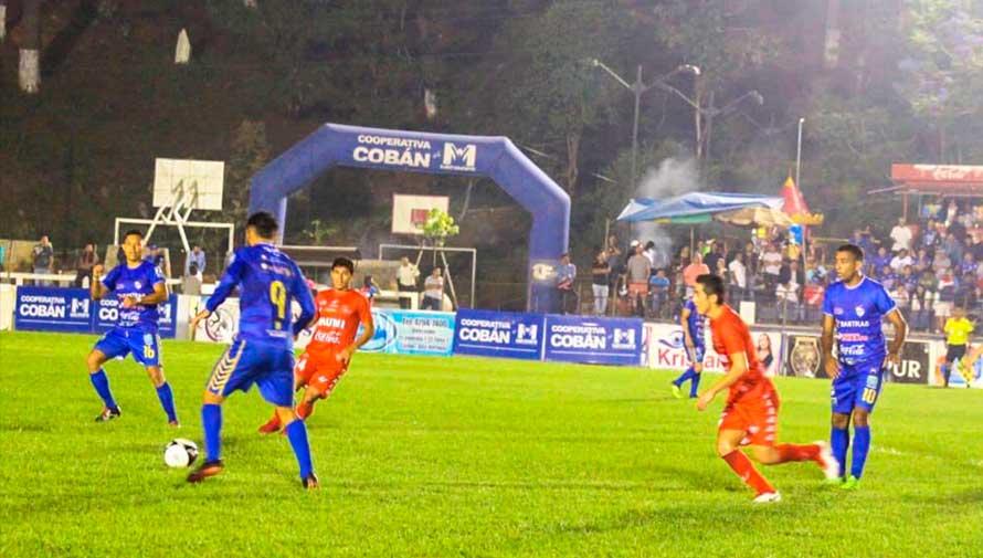 Partido de vuelta Cobán y Malacateco, semifinales del Torneo Clausura | Mayo 2019