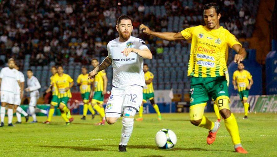 Partido de vuelta Comunicaciones y Guastatoya, Torneo Clausura | Mayo 2019