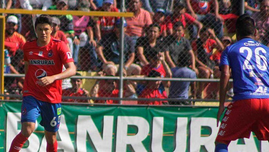 Partido de vuelta Municipal y Malacateco, Torneo Apertura | Mayo 2019