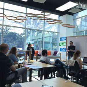 Programa open innovation multiverse EY