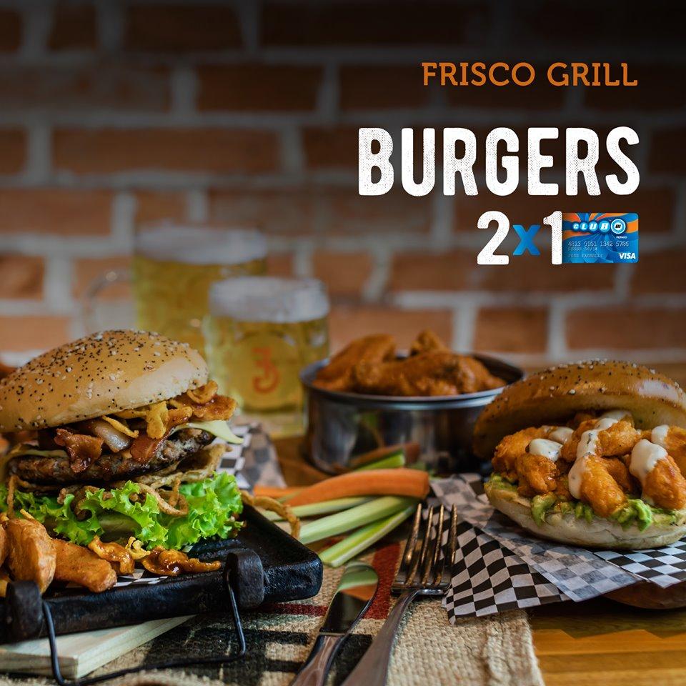 Promoción de hamburguesas Guatemala