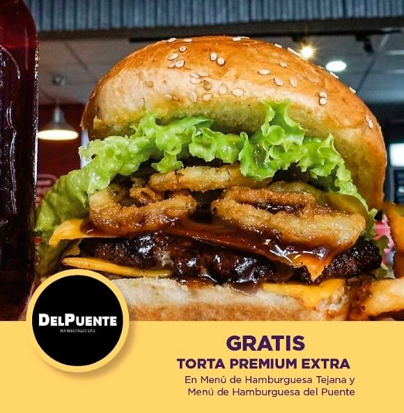 Promoción hamburguesas