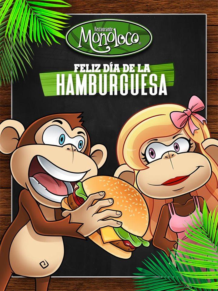 Promociones de hamburguesas