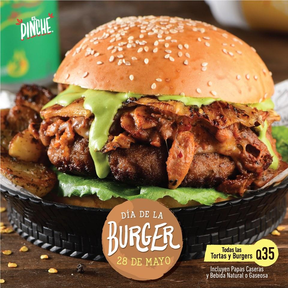 Promociones hamburguesas