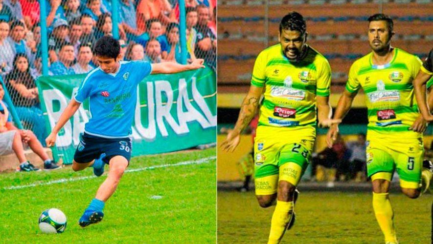 Qué necesita Chiantla y Sanarate para mantenerse en la Liga Nacional Mayor