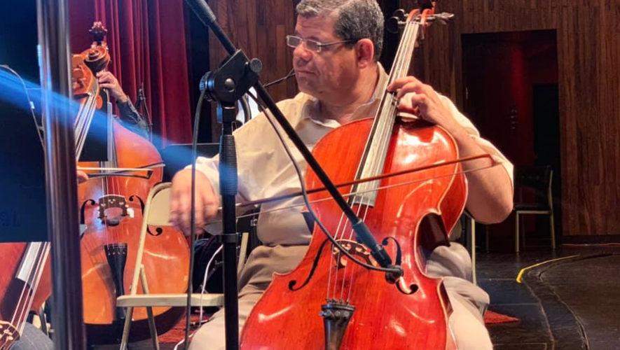 Recital de violoncello en la Ciudad de Guatemala | Mayo 2019