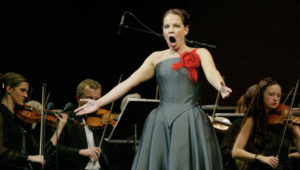 Recital gratuito de canto operático en el Conservatorio Nacional | Mayo 2019