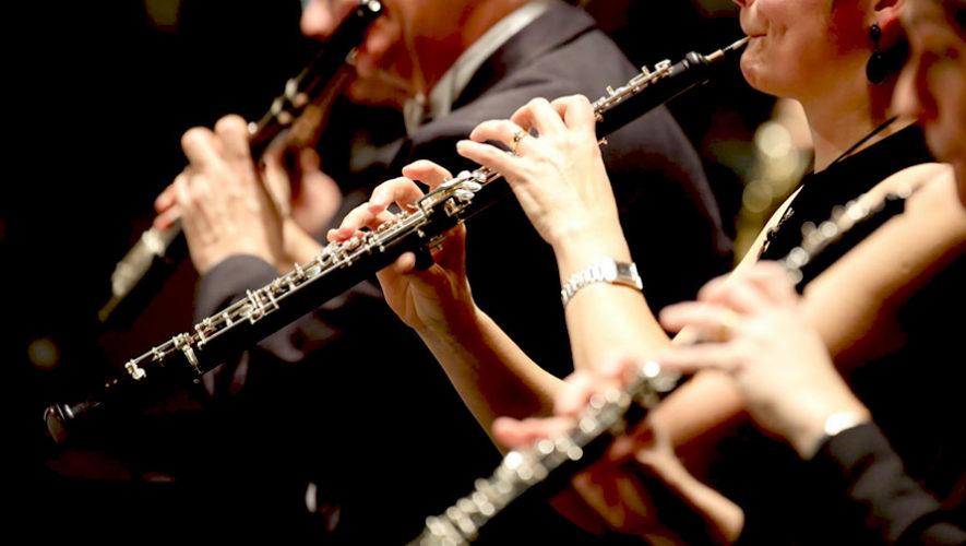 Recital gratuito de oboe y fagot en Guatemala | Mayo 2019