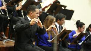 Recital instrumental en el Conservatorio Nacional de Música   Mayo 2019