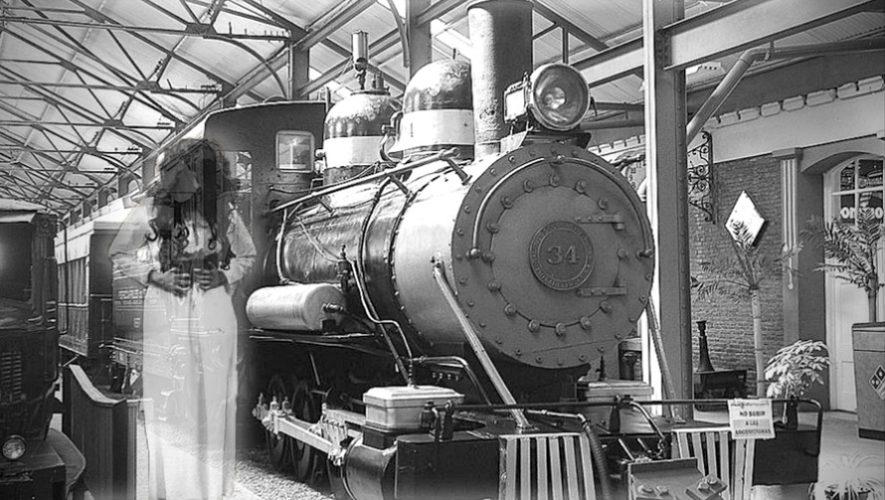 Recorrido de terror en el Museo del Ferrocarril   Junio - Julio 2019