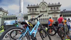 Recorrido en bicicleta para la Noche de los Museos | Mayo 2019