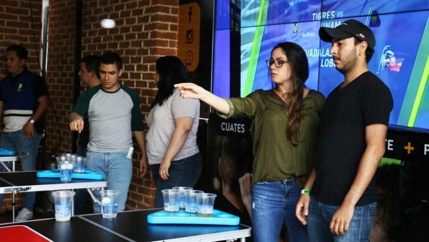 Main Event: Gran Final del Torneo Nacional de Beer Pong en Ciudad de Guatemala | Junio 2019