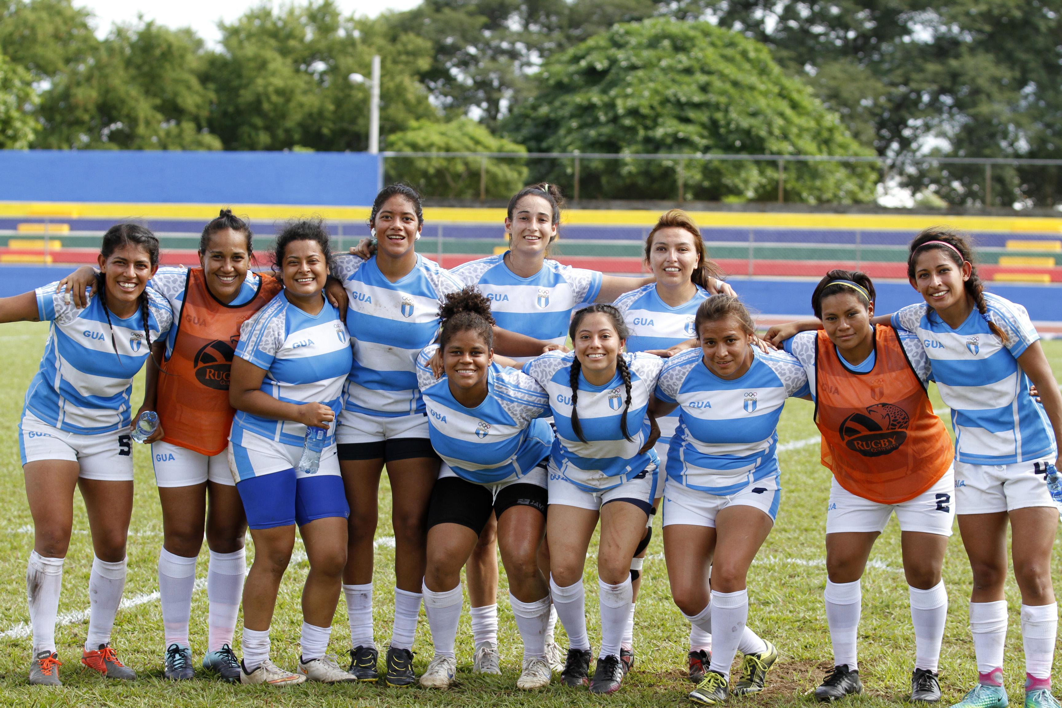 Selección femenina de rugby