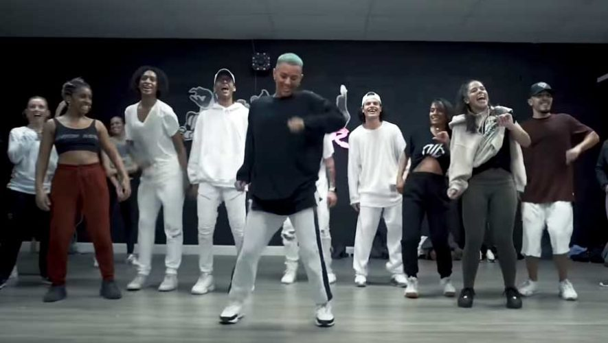Taller de baile con Cultura, coreógrafa de Wisin y Yandel   Julio 2019