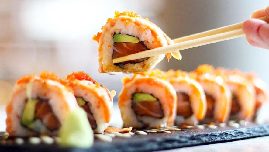 Taller de cocina japonesa: rollos de sushi | Junio 2019