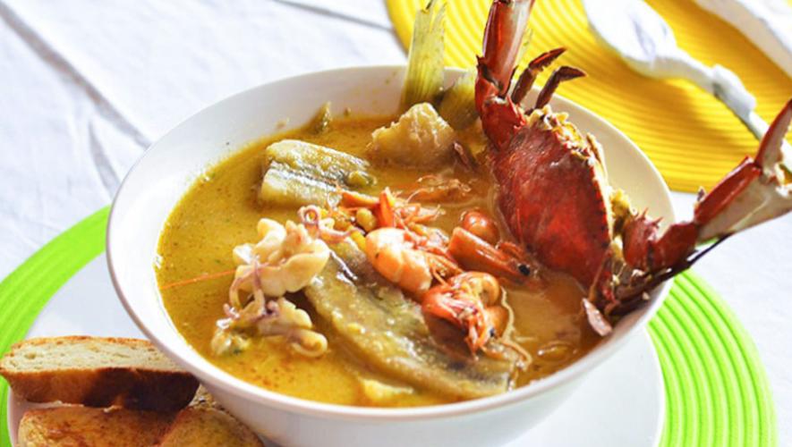 Tapado de Mariscos fue nominado como Best Local Dish en evento gastronómico en Miami