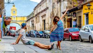 Tarde de citas rápidas en Antigua Guatemala | Mayo 2019