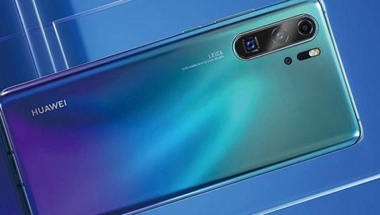 P30 Pro, el primer smartphone de Huawei con cuatro cámaras