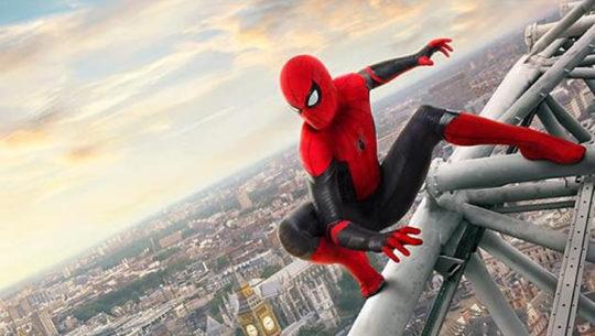 Viaja a Nueva York y asiste al estreno de Spider-Man Lejos de Casa con Doritos 3