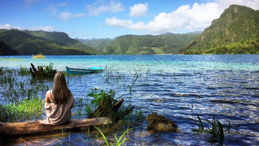 Viaje a la Laguna Brava y Hoyo Cimarrón en Huehuetenango | Julio 2019
